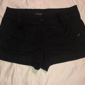 Pre-own BEBE dress shorts size 8